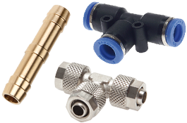quick-push-in connectors - hose fittings